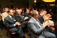 Михаил Осипов уходил с трибуны под аплодисменты участников