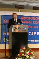 Сергей Веселков отвечает на вопросы участников