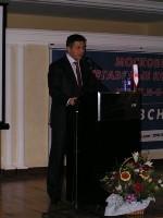 Феликс Любашевский отвечает на вопросы участников