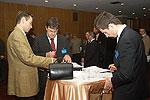Анкетирование участников конференции