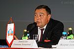 Александр Карагодов отвечает на вопрос о корпоративных стандартах ОАО Газпром