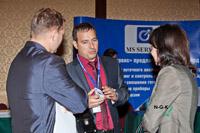 Общение участников на конференции НЕФТЕГАЗОПЕРЕРАБОТКА-2012