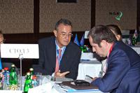 Общение на конференции НЕФТЕГАЗОПЕРЕРАБОТКА-2012