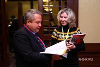 Общение участников конференции