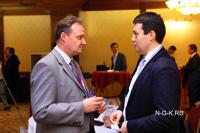 Общение участников на конференции