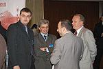 Представители металлургических компаний держались на конференции вместе