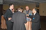 Беседа между выступлениями докладчиков